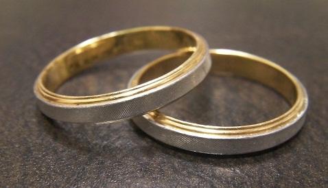 ご両親の結婚指輪