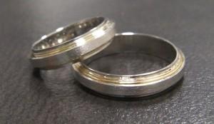 リフォーム後の結婚指輪
