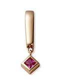 K18PG Pink sapphire 税込 73,440円